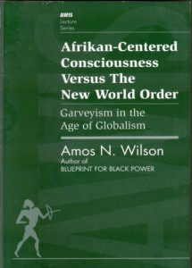 Afrikan-Centered Consciousness Versus The New World Order-Amos-Wilson-C101