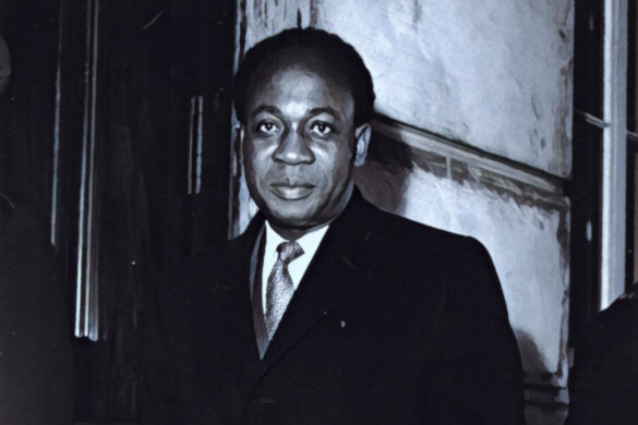 Conscientization 101 About Page Kwame Nkrumah