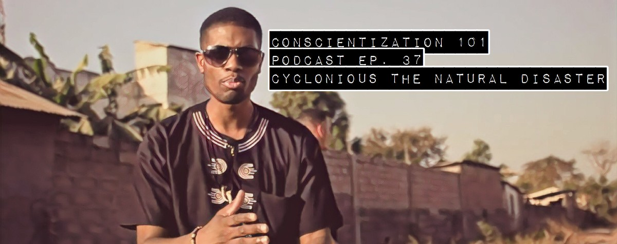 EP.037: Cyclonious: Practice Without Thought Is Blind; Thought Without Practice Is Empty Part 1