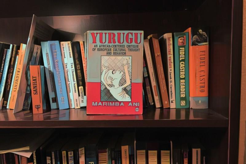 Conscientization 101 Podcast Ep.045-Dr. Marimba Ani's Yurugu