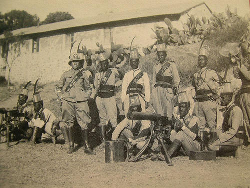 Eritrean Askari