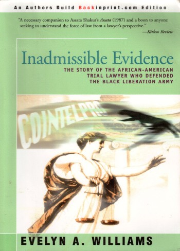Inadmissable Evidence-Williams-C101