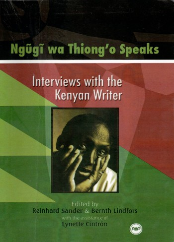 Ngugi Wa Thiongo Speaks-C101