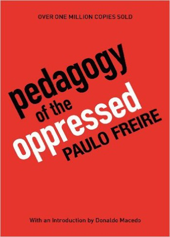 Pedagogy of the oppressed-Freire-C101