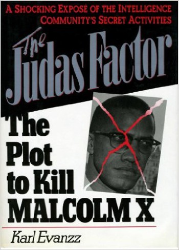 The Judas Factor-Malcolm X-C101