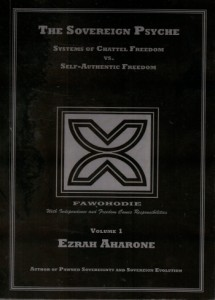 The Sovereign Pysche by Ezrah Aharone