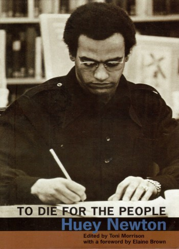 To Die For The People-Huey Newton-C101