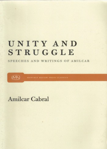 Unity And Struggle-Amilcar Cabral-C101
