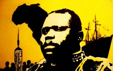 marcus garvey-C101 Land